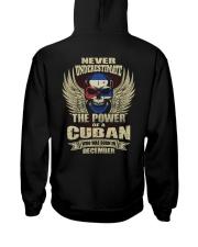 THE POWER CUBAN - 012 Hooded Sweatshirt thumbnail