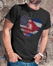 MY HEART Cuba Classic T-Shirt lifestyle-mens-crewneck-front-4