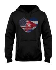 MY HEART Cuba Hooded Sweatshirt thumbnail