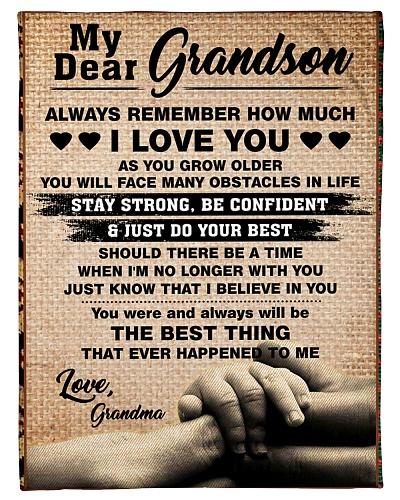 DEAR GRANDSON