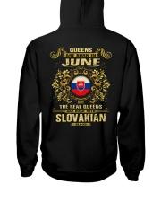 QUEENS SLOVAKIAN - 06 Hooded Sweatshirt thumbnail