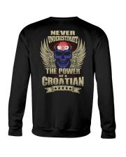 The Power - Croatian Crewneck Sweatshirt thumbnail