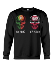 My home Portugal- Poland Crewneck Sweatshirt thumbnail