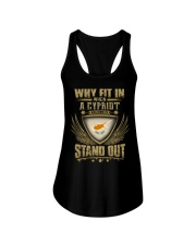Stand Out - Cypriot Ladies Flowy Tank thumbnail