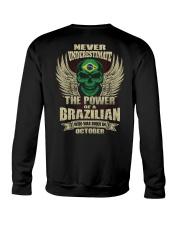 THE POWER BRAZILIAN - 010 Crewneck Sweatshirt thumbnail
