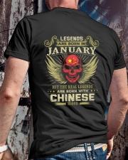 LEGENDS CHINESE - 01 Classic T-Shirt lifestyle-mens-crewneck-back-2