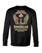 THE POWER DOMINICAN - 012 Crewneck Sweatshirt thumbnail