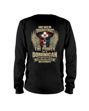THE POWER DOMINICAN - 012 Long Sleeve Tee thumbnail