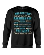 AND-GOD-SAID Crewneck Sweatshirt thumbnail