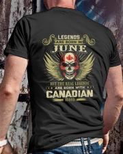 LEGENDS CANADIAN - 06 Classic T-Shirt lifestyle-mens-crewneck-back-2