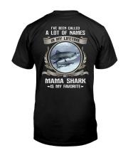 mama shark Classic T-Shirt thumbnail