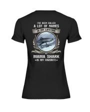 mama shark Premium Fit Ladies Tee thumbnail