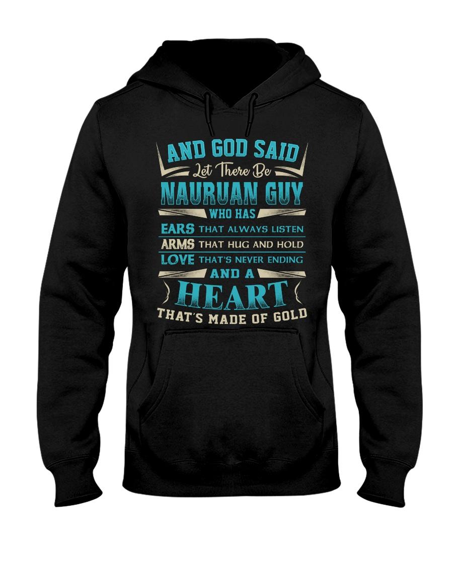 AND-GOD-SAID Hooded Sweatshirt