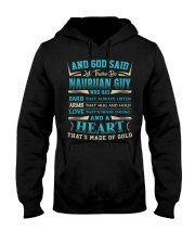 AND-GOD-SAID Hooded Sweatshirt front