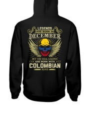 LEGENDS COLOMBIAN - 012 Hooded Sweatshirt tile