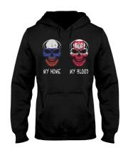 My Home Russia-Poland Hooded Sweatshirt thumbnail
