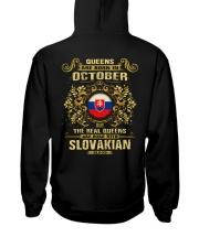 QUEENS SLOVAKIAN - 010 Hooded Sweatshirt thumbnail