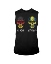 My Home Germany-Sweden Sleeveless Tee thumbnail