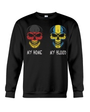 My Home Germany-Sweden Crewneck Sweatshirt thumbnail