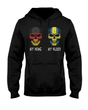 My Home Germany-Sweden Hooded Sweatshirt thumbnail