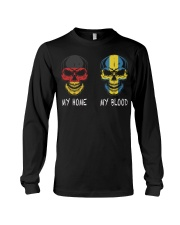 My Home Germany-Sweden Long Sleeve Tee thumbnail