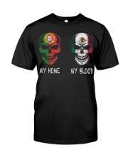 My home Portugal- Mexico Classic T-Shirt front