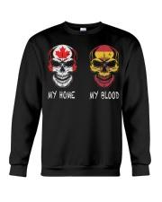 Blood - Spain Crewneck Sweatshirt thumbnail