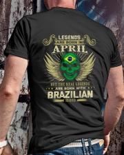 LEGENDS BRAZILIAN - 04 Classic T-Shirt lifestyle-mens-crewneck-back-2