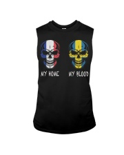 My Home France- Sweden Sleeveless Tee thumbnail