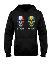 My Home France- Sweden Hooded Sweatshirt thumbnail