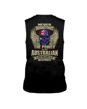 THE POWER AUSTRALIAN - 012 Sleeveless Tee thumbnail