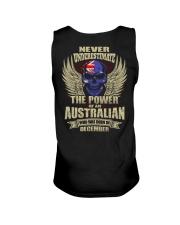 THE POWER AUSTRALIAN - 012 Unisex Tank thumbnail