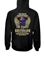 THE POWER AUSTRALIAN - 012 Hooded Sweatshirt thumbnail