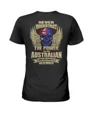 THE POWER AUSTRALIAN - 012 Ladies T-Shirt thumbnail