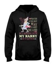 NANNY Hooded Sweatshirt front