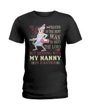 NANNY Ladies T-Shirt thumbnail