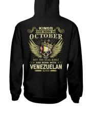 KINGS VENEZUELAN - 010 Hooded Sweatshirt thumbnail