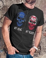 Poland Classic T-Shirt lifestyle-mens-crewneck-front-4