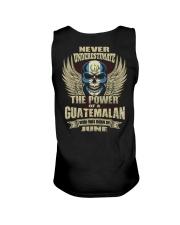 THE POWER GUATEMALA - 06 Unisex Tank thumbnail