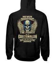 THE POWER GUATEMALA - 06 Hooded Sweatshirt thumbnail