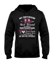 COUPLE: MY BF- MY BEST FRIEND Hooded Sweatshirt thumbnail
