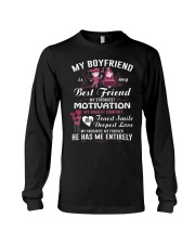 COUPLE: MY BF- MY BEST FRIEND Long Sleeve Tee thumbnail