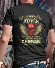 LEGENDS CHINESE - 06 Classic T-Shirt lifestyle-mens-crewneck-back-2