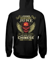 LEGENDS CHINESE - 06 Hooded Sweatshirt thumbnail