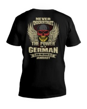 THE POWER GERMAN - 01 V-Neck T-Shirt thumbnail