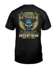 LEGENDS ARGENTINIAN - 010 Premium Fit Mens Tee thumbnail