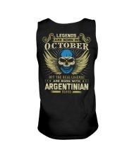 LEGENDS ARGENTINIAN - 010 Unisex Tank thumbnail