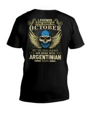 LEGENDS ARGENTINIAN - 010 V-Neck T-Shirt thumbnail