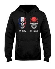 My Home France- Indonesia Hooded Sweatshirt thumbnail