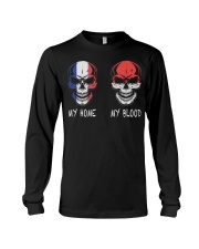 My Home France- Indonesia Long Sleeve Tee thumbnail